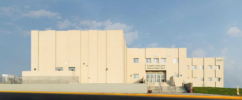 Aramco Intl. Communication Center (9180)
