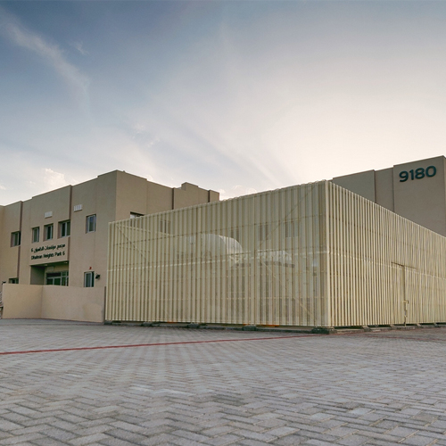 Aramco Intl. Communication Center (9180)