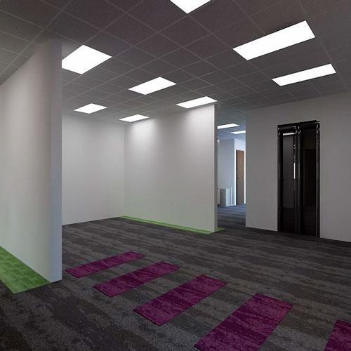 Walls, doors & Interior